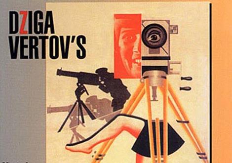 Chelovek s kinoapparatom, Dziga Vertov