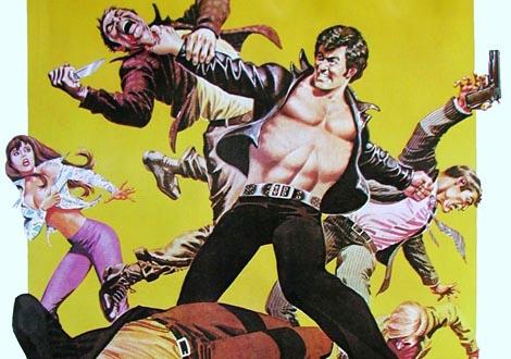 Sonny Chiba, The Street Fighter