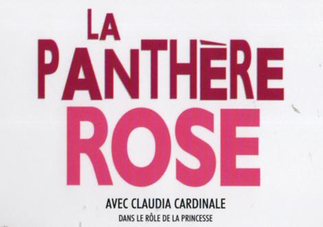 La Panthère rose