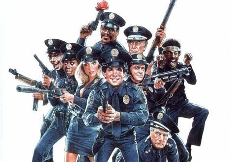 Police Academy 2: Au boulot!