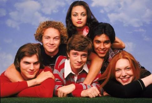 1 x01 Eric, Donna, Fez et les autres